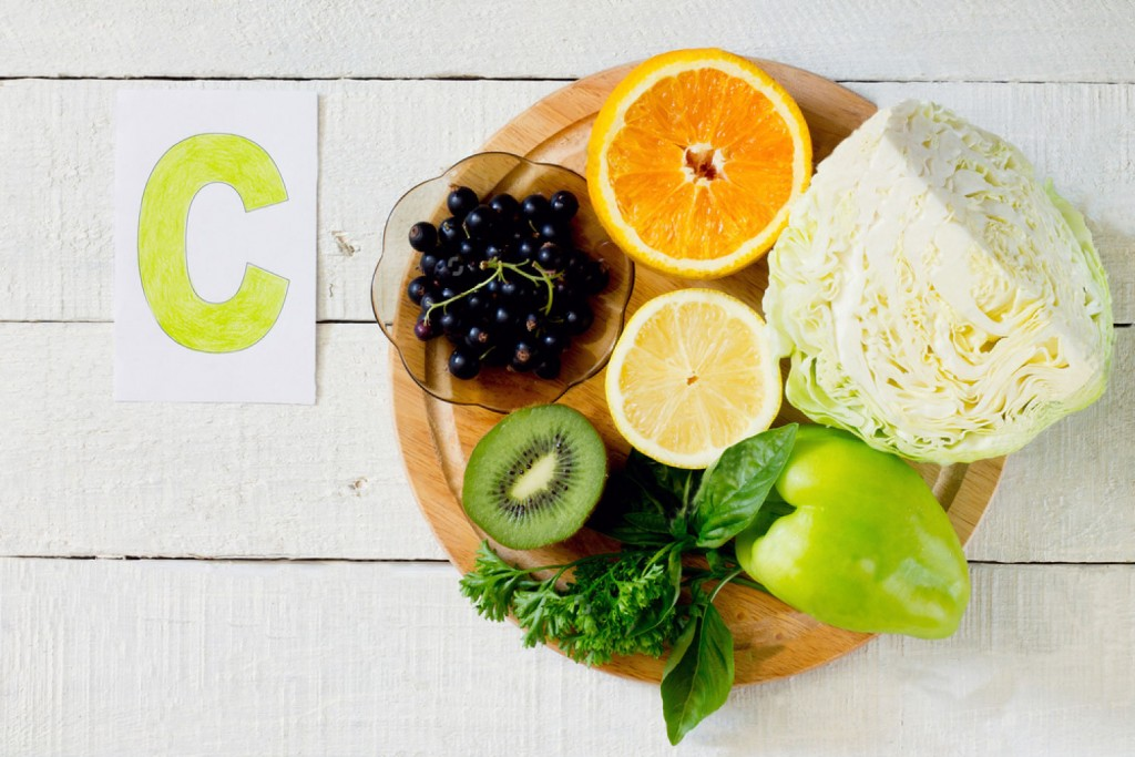 stock-photo-products-containing-vitamin-c-orange-kiwi-lemon-black-currant-sweet-peppers-cabbage-parsley-300889733