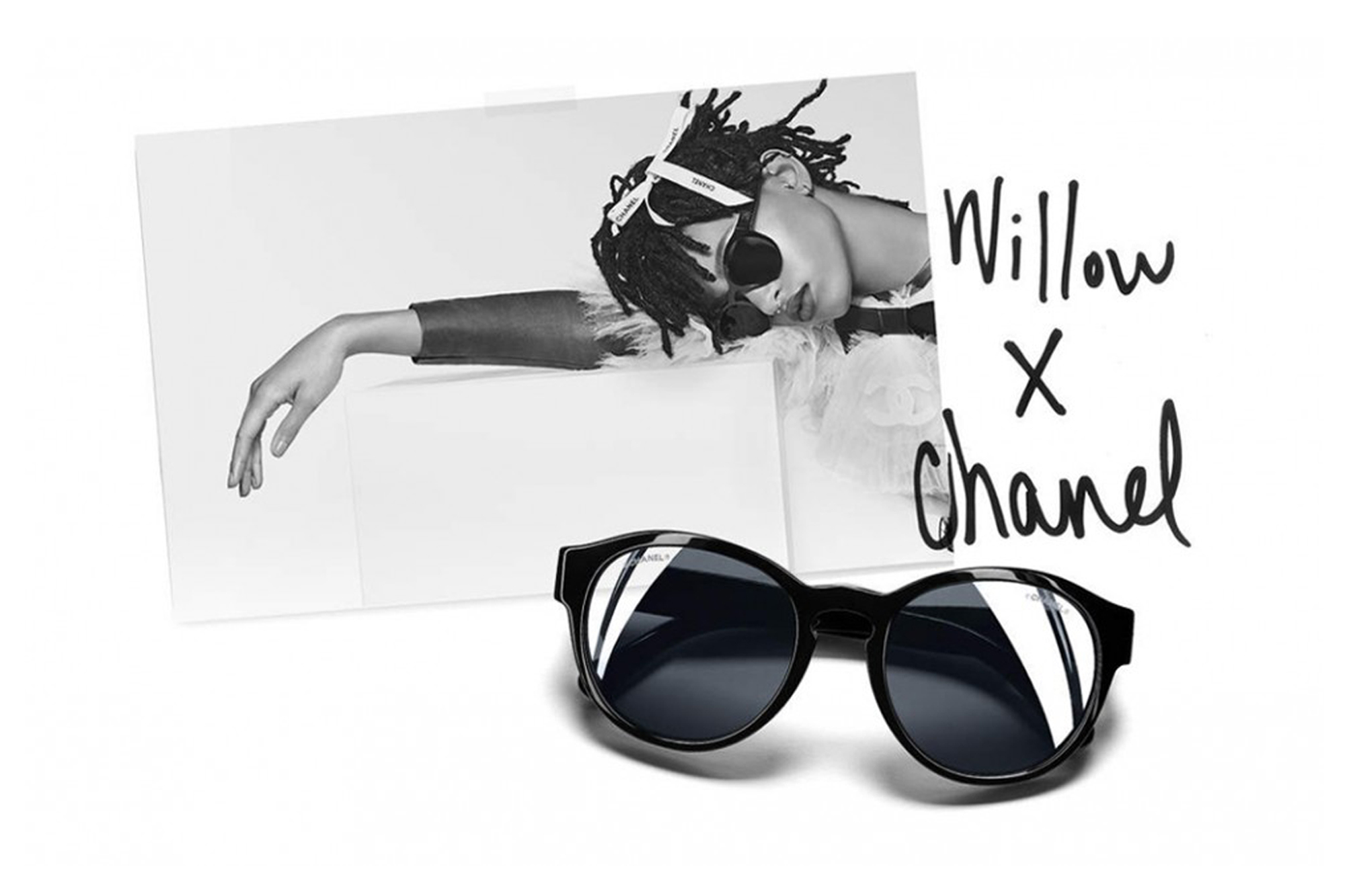 Willow X Chanel, La Campaña Eyewear De Chanel