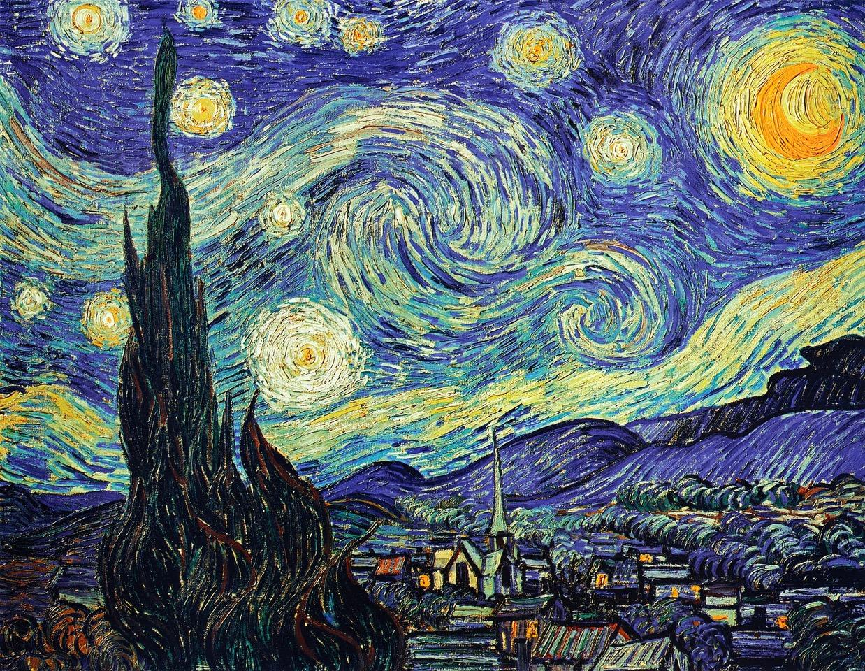 La Genialidad De Los Artistas Y Sus Problemas De Visión