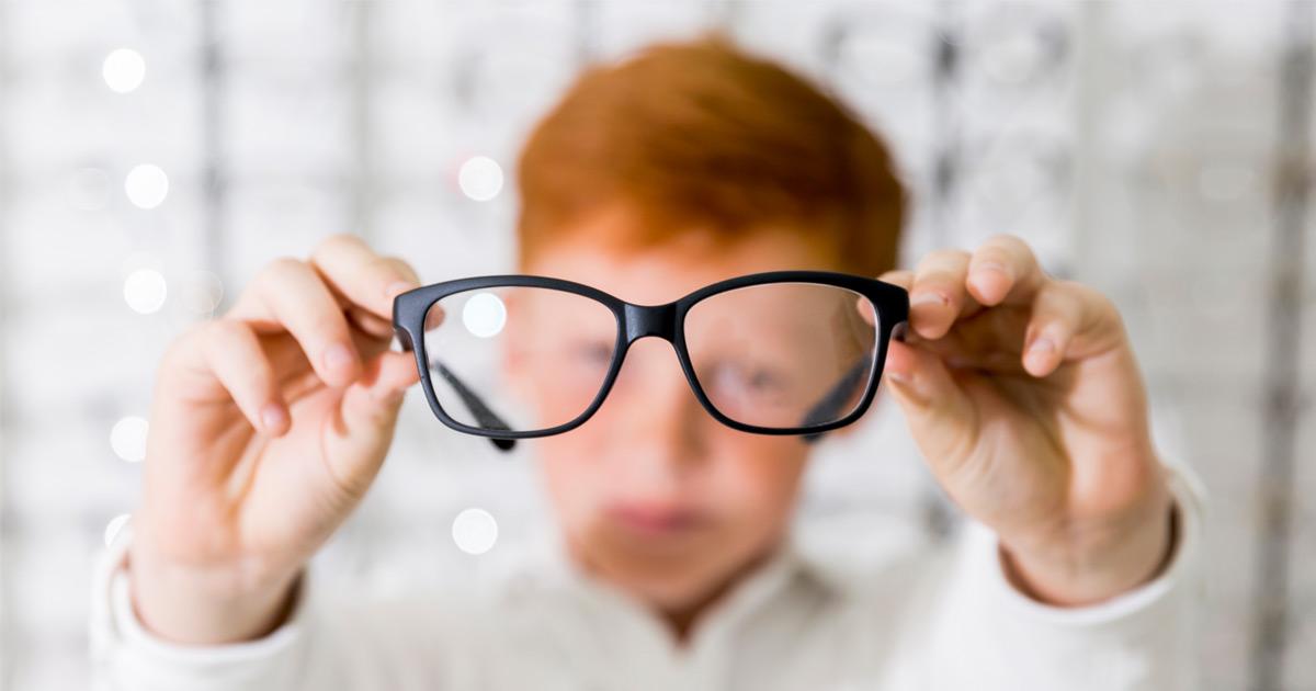 La Elección De Las Gafas Infantiles: Aspectos A Tener En Cuenta
