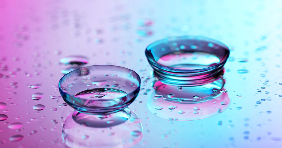 El Control De La Miopía Con Lentes De Contacto