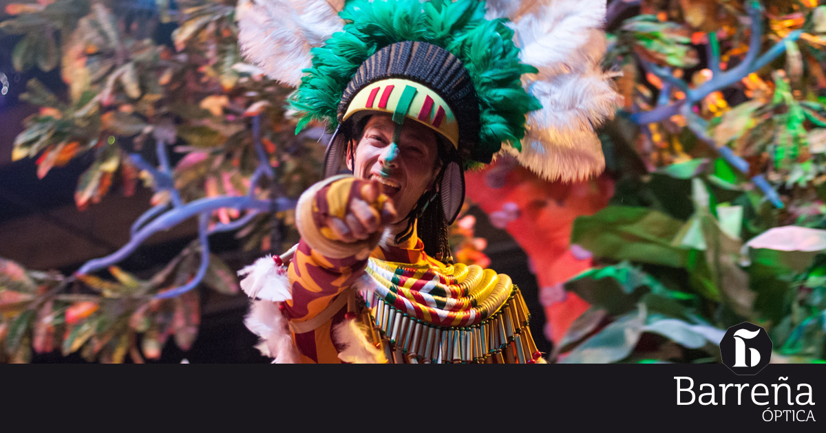 Tips Para El Uso De Lentillas En Carnaval