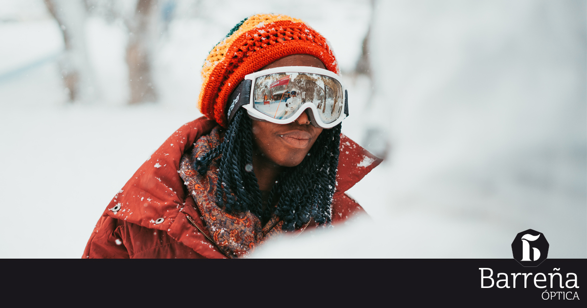 Cómo Afecta La Nieve A Nuestros Ojos