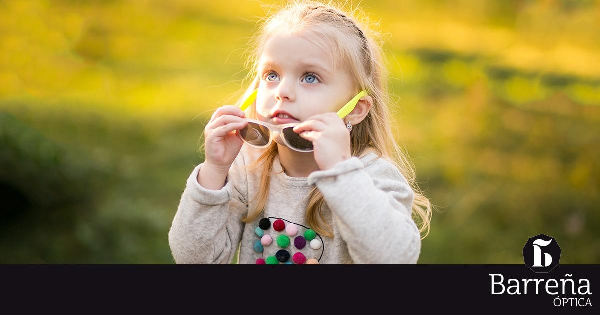 ¿Deben Usar Los Niños Gafas De Sol?
